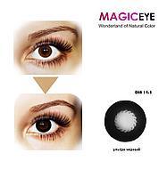"""Magic eye """"Кукольные"""" глазки"""" Ультра черный"""