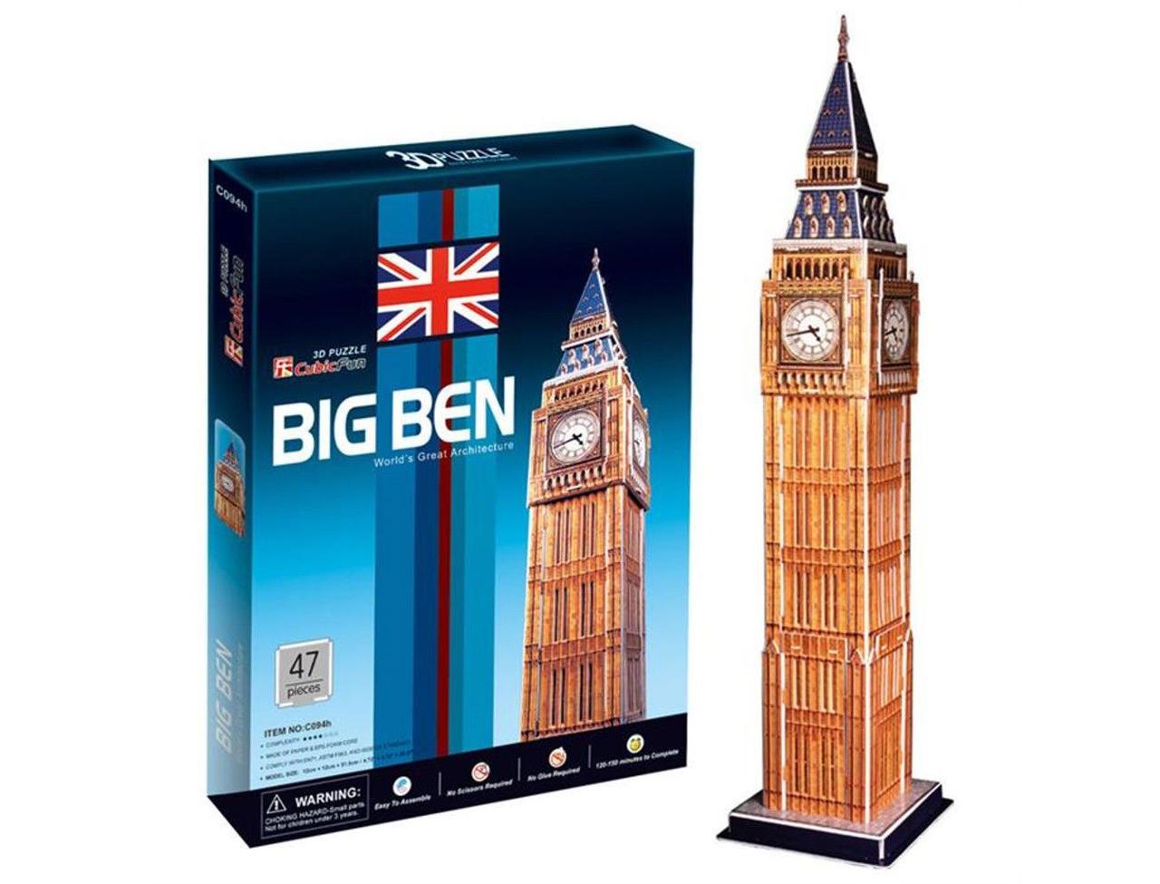 Игрушка  Биг бен (Великобритания)