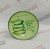 Nature Republic Soothing & Moisture Aloe Vera 92% Soothing Gel - Гель Алое Универсальный