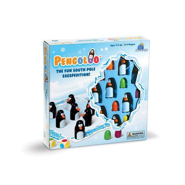 Настольная игра Земля Пингвинов