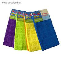 Набор полотенец, размер 30х60 см-2 шт., цвет МИКС