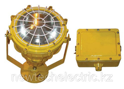Прожектор ВАТ 51-ПР-400 в комплекте с ВАД-БАЛ-ГАЛ.Л150