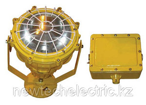 Прожектор ВАТ 51-ПР-1000 в комплекте с ВАД-БАЛ-ГАЛ.Л1000