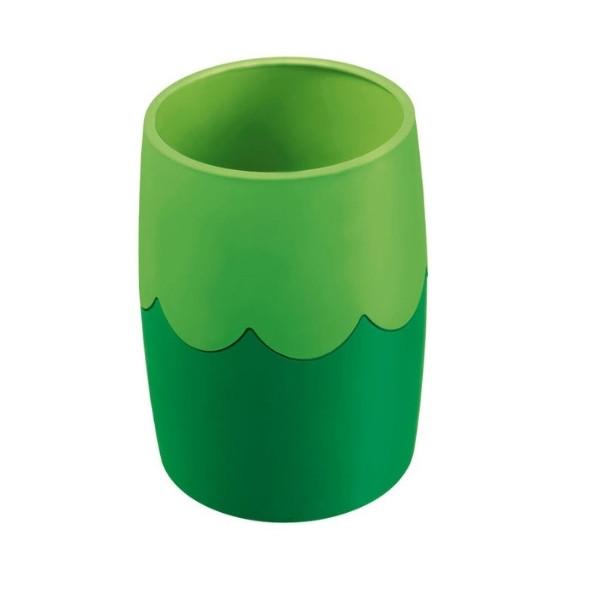 Стакан СТАММ двухцветный, зеленый