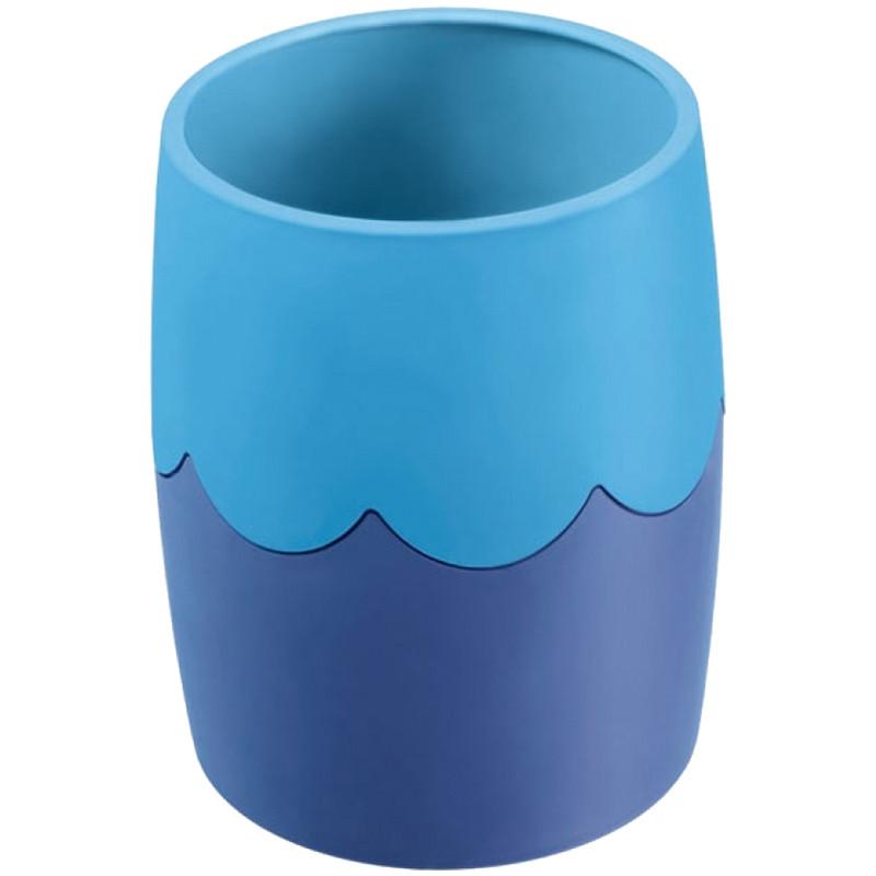 Стакан СТАММ двухцветный, синий