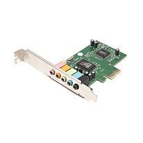 Контроллер Deluxe DLCe-S51 PCIe Звуковая карта 5.1 with Perfect 3D Sound Effect