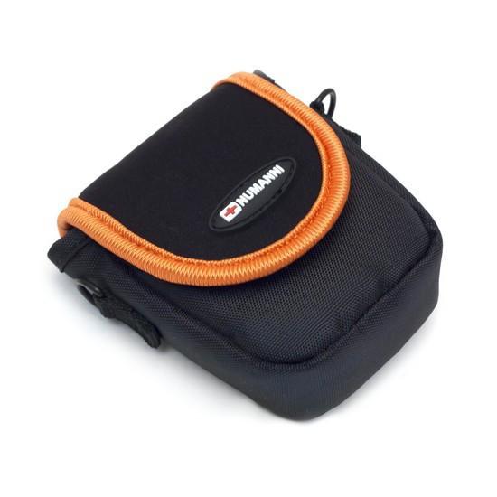 Сумка-пенал NUMANNI PB4661BO Размер: 10.5*5*8.5см Чёрно-Оранжевый