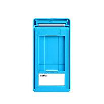 Машинка для наклейки плёнок REMAX Для смартфонов (for SmartPhone)  Синий