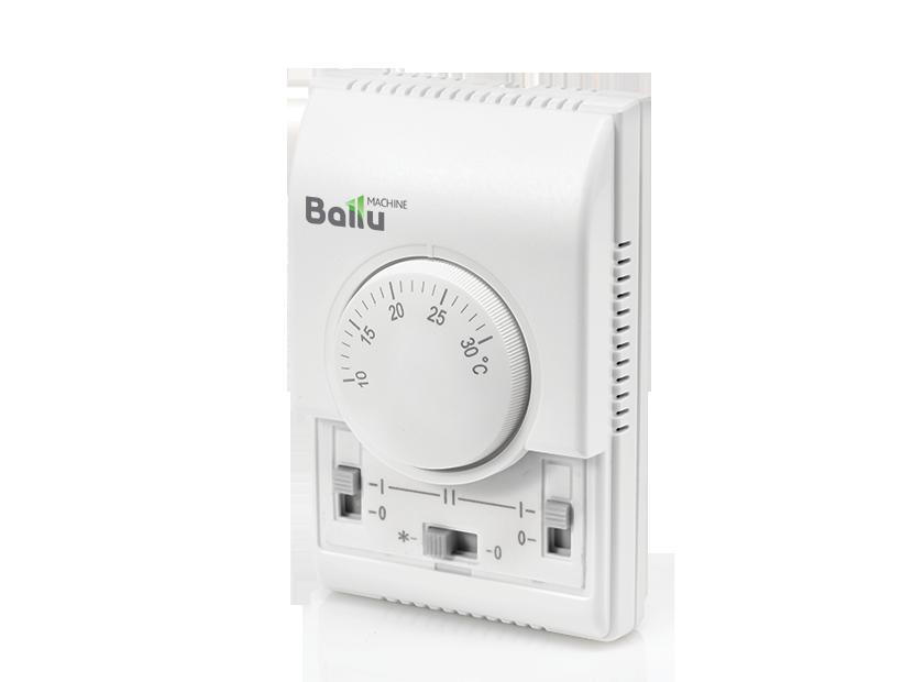 Воздушно-тепловая завеса Ballu BHC-B10T06-PS (метровая, с электрическим нагревателем)