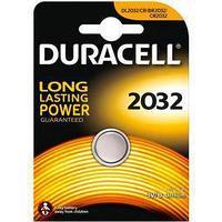 Батарейка Duracell Li2032 1BL