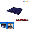 Двухспальный надувной матрас Intex 68755, размер 203 х 183 х 22см