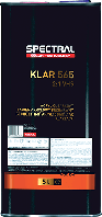 Двухкомпонентный бесцветный акриловый лак VHS Spectral KLAR 565