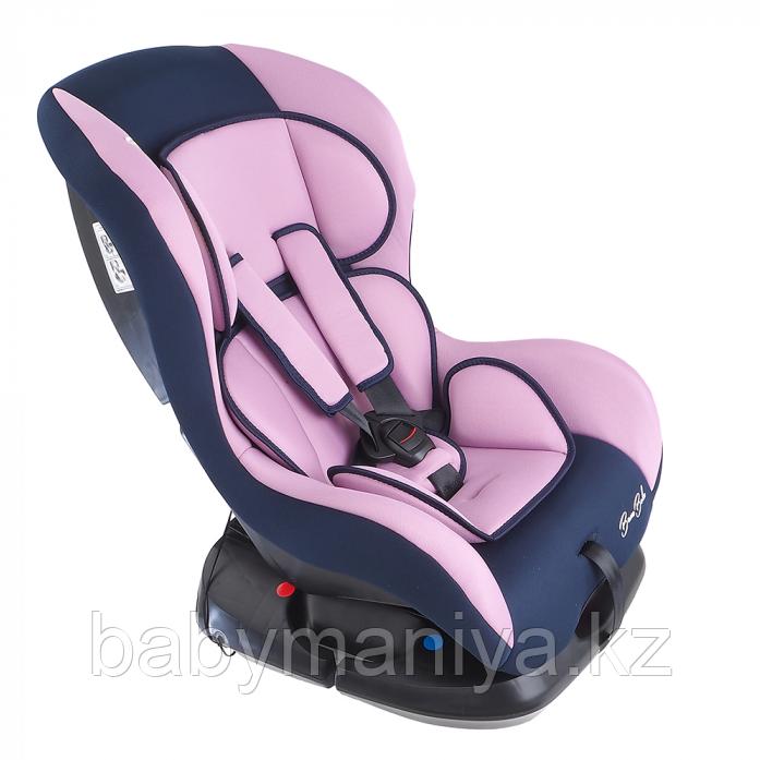Автокресло 0-18 кг BAMBOLA Bambino Т.Синий/Фиолетовый
