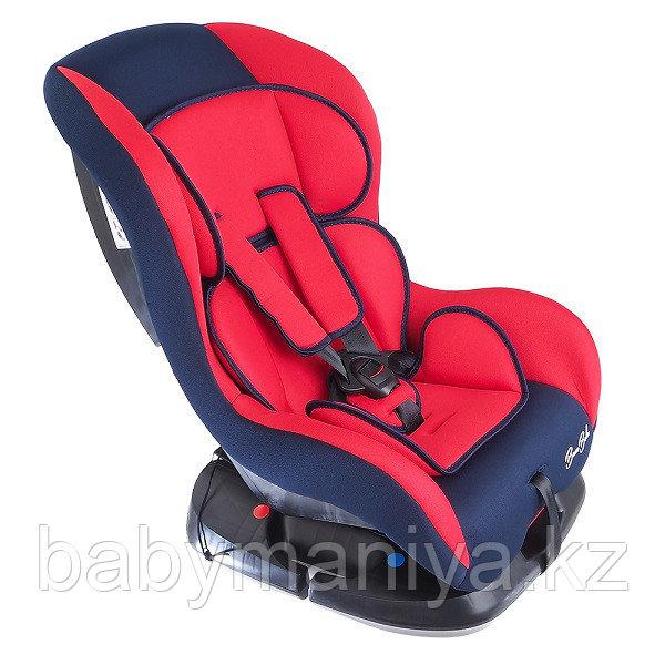 Автокресло 0-18 кг BAMBOLA Bambino Т.Синий\красный