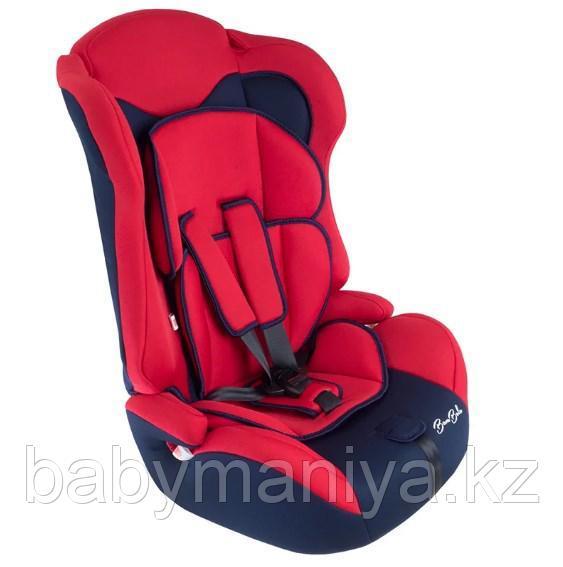 Автокресло 9-36 кг PRIMO BAMBOLA Т.Синий\Красный