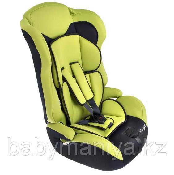Автокресло 9-36 кг BAMBOLA PRIMO Черно\Зеленый