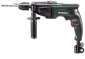 Ударная дрель Metabo SBE 760, 760вт, БЗП, кейс