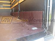 Газель Некст (с ГБО). Cпальник надкабинный. Еврофура 6,0 м., фото 8