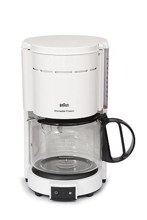 Кофеварка капельная Braun KF 47/1 белый, фото 2