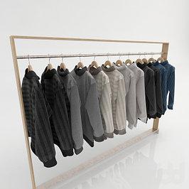 Вешалки и плечики для одежды