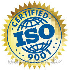 Сертификат ISO, г. Астана
