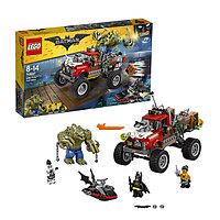 Lego Batman Movie : Хвостовоз Убийцы Крока 70907