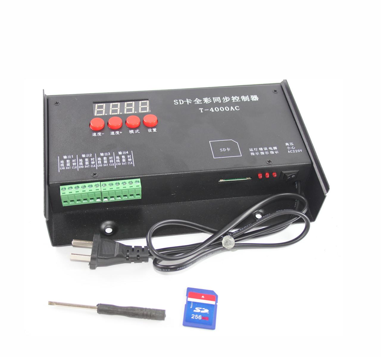 Контроллер для светодиодных модулей T-4000AC