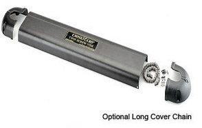 Крышка алюминиевая удлиненная для столярных тисков Veritas Twin-Screw Vise