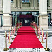Аренда стоек для ковровой дорожки в Алматы
