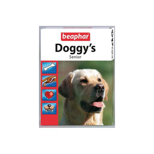 Doggys Senior 75 - Минеральная добавка для собак старше 7лет