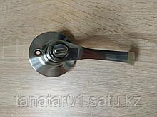 Дверная ручка  Корона 8032-03 SS с защелкой Хром