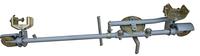 Механизм гибкого крепления лодки к тросу ГР-78