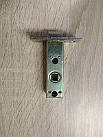 Щеколда дверная отдельная Зубер L45 SN