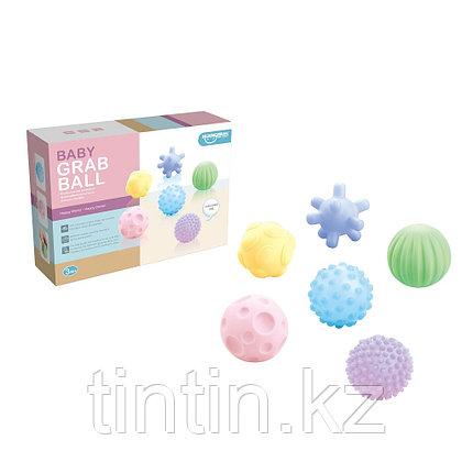 Набор из 6 текстурных мячей, фото 2