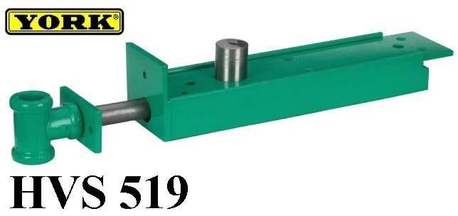 Винт для столярных тисков, с упором, Tr 28*5, 330/165мм, 70G01.51