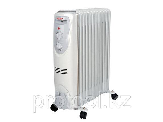 Масляный радиатор  ОМ-12Н (2,5 кВт) Ресанта, фото 2