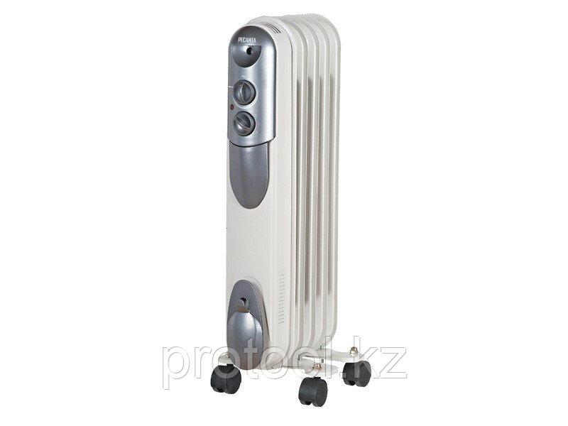 Масляный радиатор  ОМПТ-5Н (1 кВт) Ресанта
