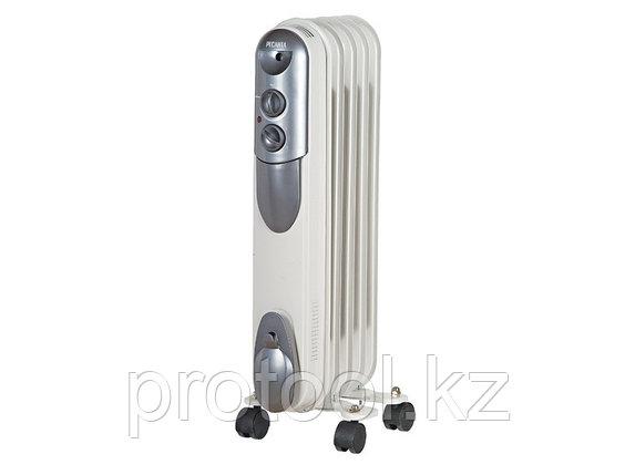 Масляный радиатор  ОМПТ-5Н (1 кВт) Ресанта, фото 2