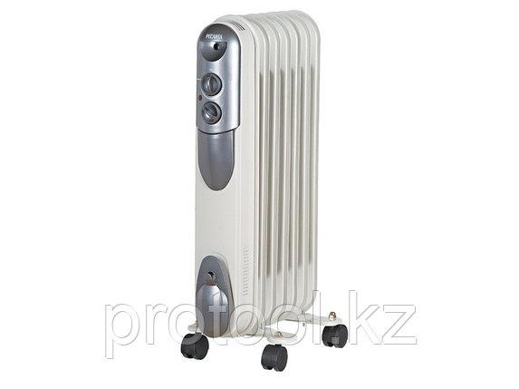 Масляный радиатор  ОМПТ-7Н (1,5 кВт) Ресанта, фото 2