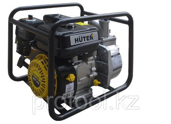 Мотопомпа Huter МР-50, фото 2