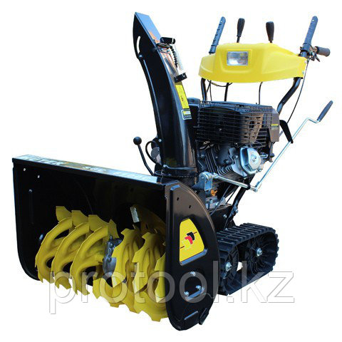 Снегоуборочная машина Huter SGC 8100С  (на гусеницах)