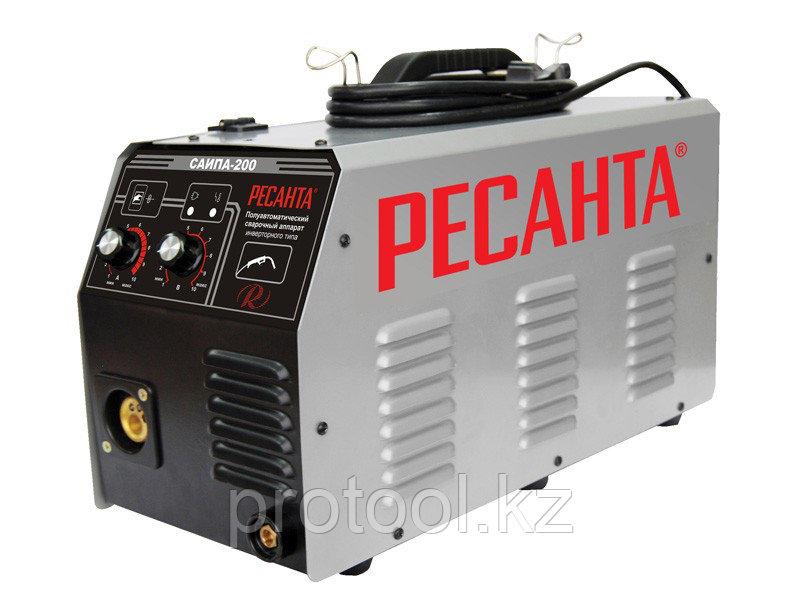 Сварочный аппарат  инверторный  п/а САИПА 200 Ресанта