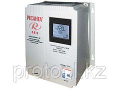 Стабилизатор Ресанта АСН 5000 Н/1-Ц LUX