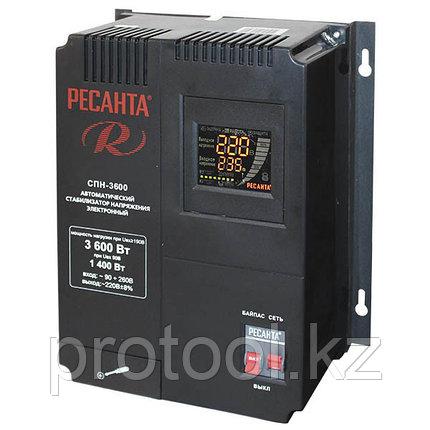 Стабилизатор 2500-СПН Ресанта, фото 2