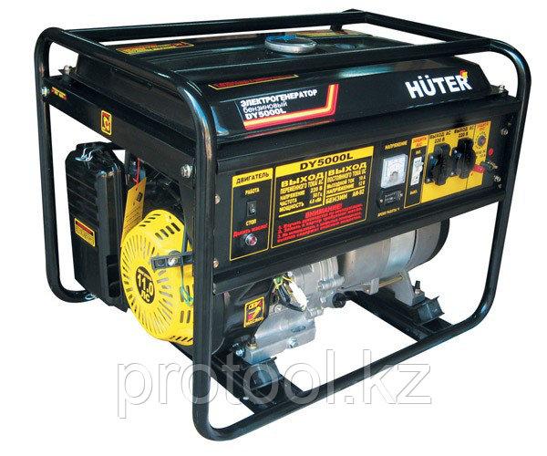 DY5000L Электрогенератор Huter