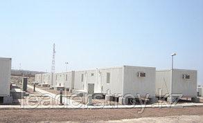 Вахтовые поселки на базе 20 фут. или 40 фут. контейнеров