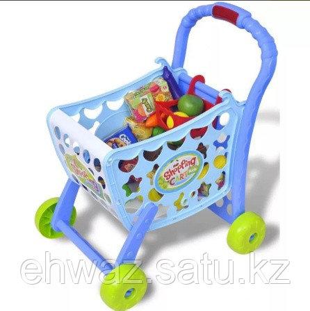 Тележка для покупок Kids Shopping 3 в 1