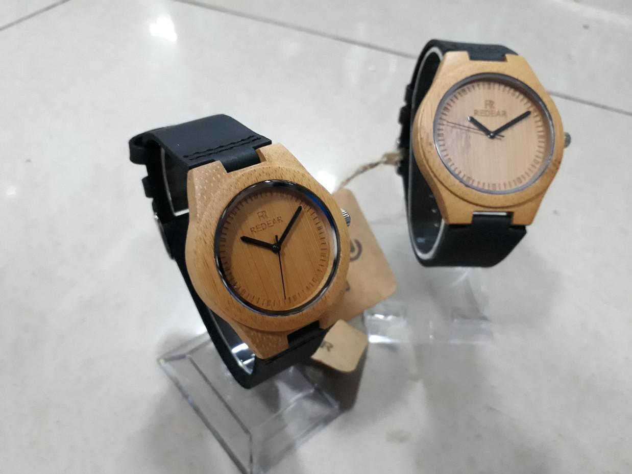 Мужские деревянные наручные часы