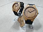 Мужские деревянные наручные часы, фото 2