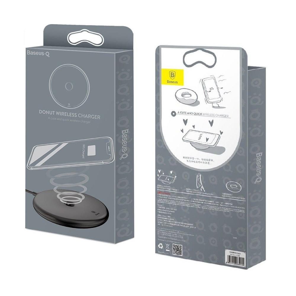 Беспроводное зарядное устройство Baseus Donut WXTTQ-01 Qi